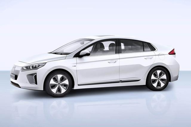 Hyundai maakt nu ook prijzen elektrische Ioniq bekend [Update ...