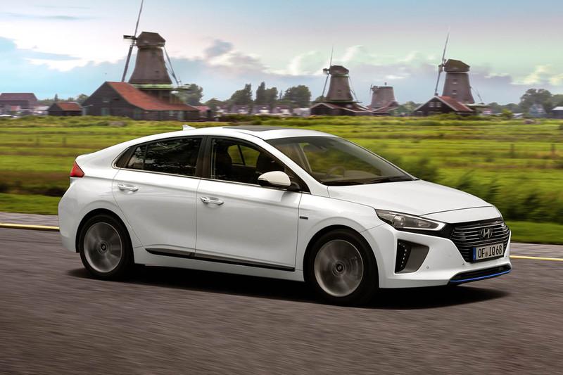 Zeer Betaalbare Hybride Hyundai Ioniq Autonieuws Autokopen Nl