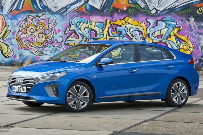 Hyundai Ioniq is Women's World Car of the Year 2017