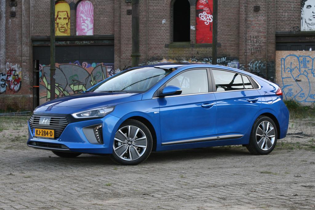 Test Hyundai Ioniq 2017 Autokopen Nl