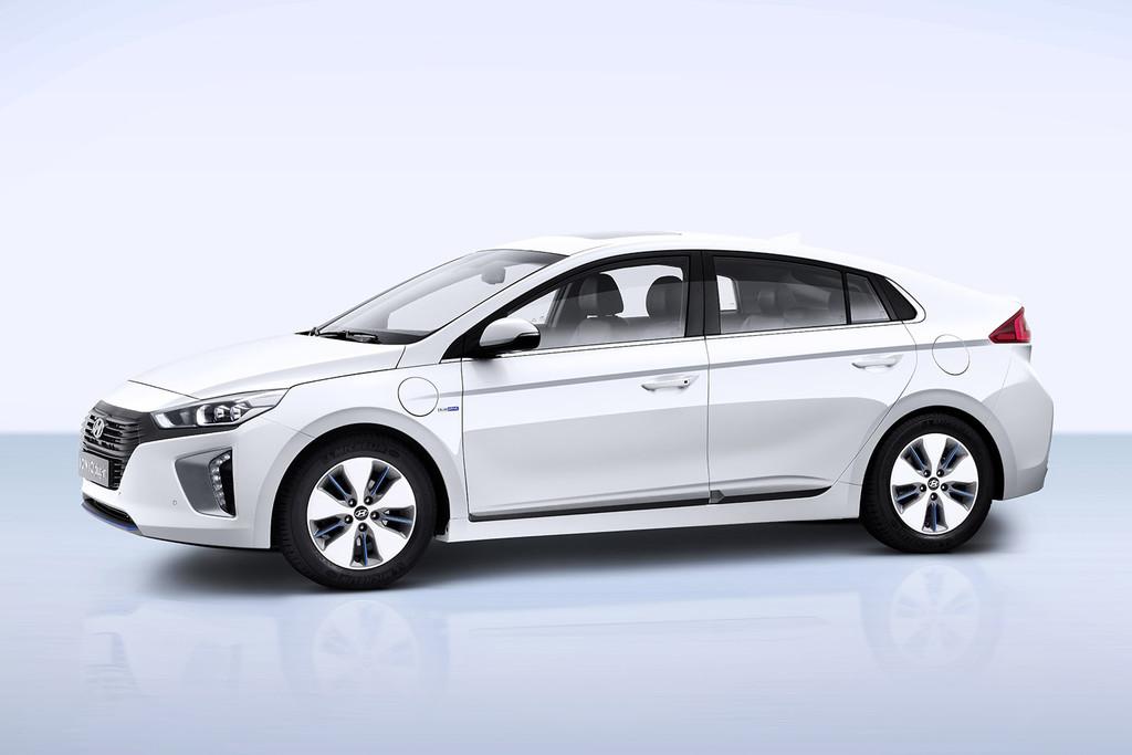 Hyundai Ioniq Plug In Hybrid De Prijzen