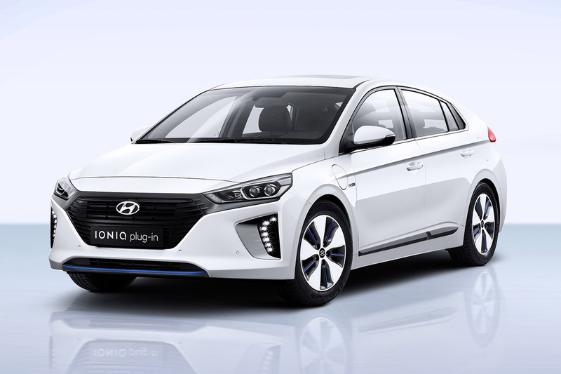 Hyundai maakt definitieve specificaties Ioniq Plug-in Hybrid bekend