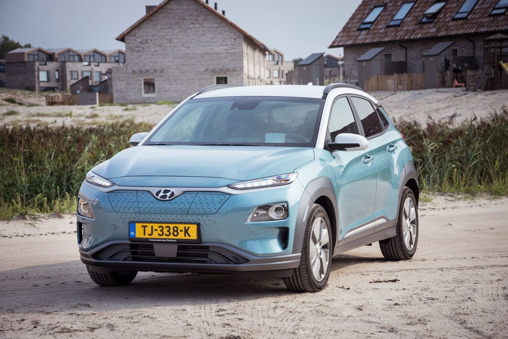 test hyundai kona electric 64 kwh 4 bijtelling. Black Bedroom Furniture Sets. Home Design Ideas