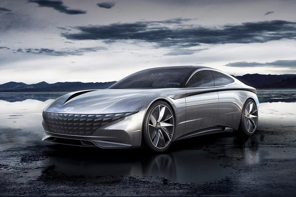 Met studiemodel Le Fil Rouge tekent Hyundai modellen van ...