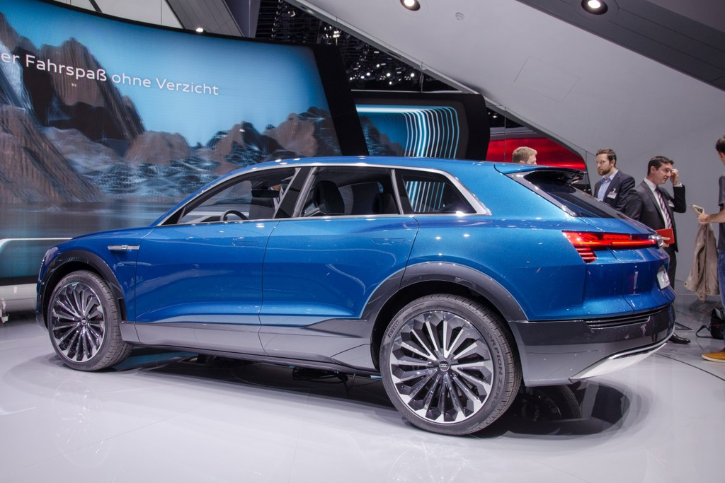 Audi E Tron Quattro Concept Komt In 2018 Autonieuws