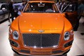 IAA 2015: Bentley Bentayga