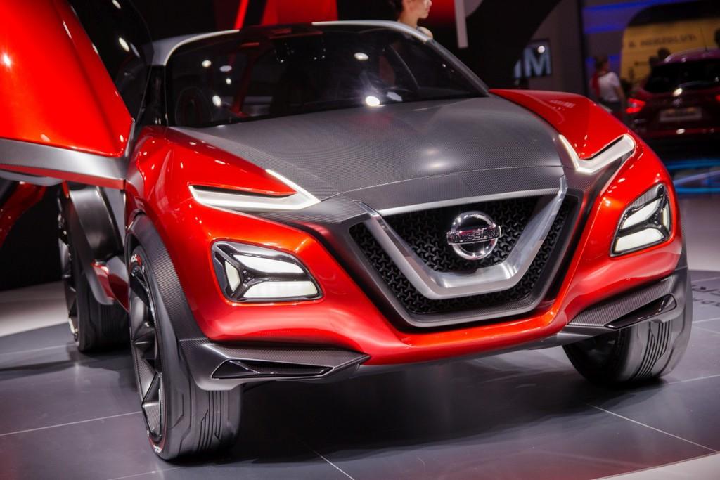 Iaa 2015 nissan gripz concept fotoreportages for Nissan juke licht