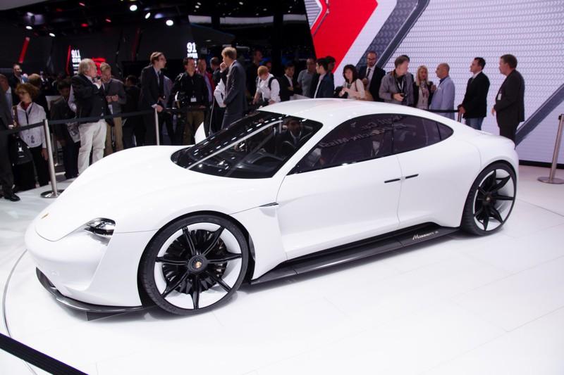 Mission E Elektrisch Maar Dan Volgens Porsche Autonieuws