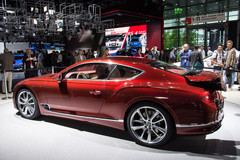 IAA Frankfurt 2017 - Bentley Continental GT