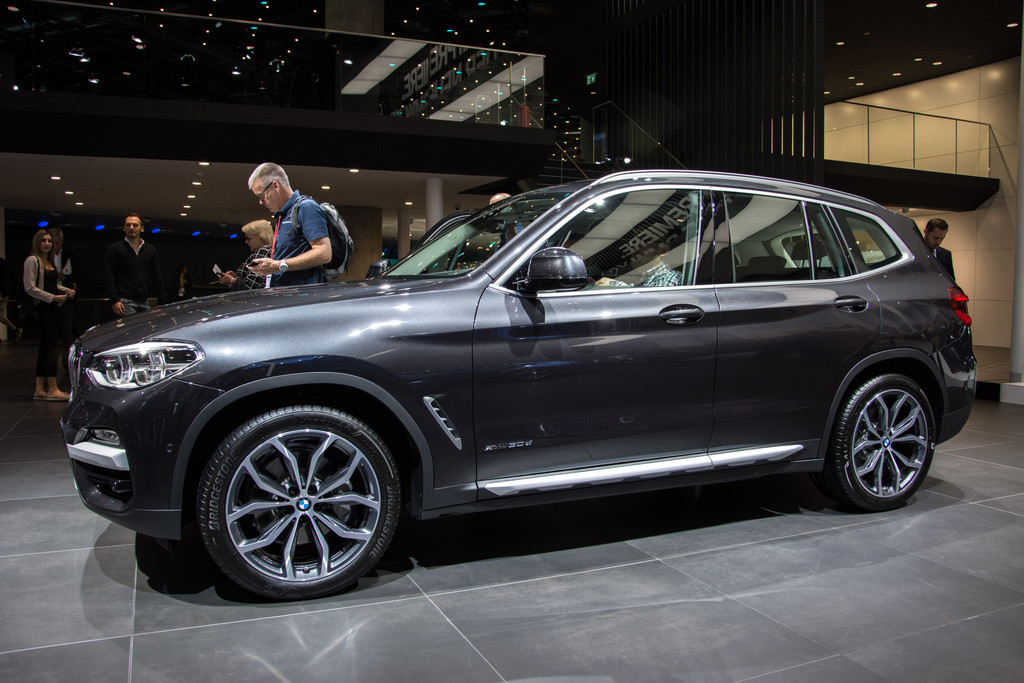 Nieuwe Bmw X3 Goed Vervolg Op Goede Auto Autonieuws Autokopen Nl