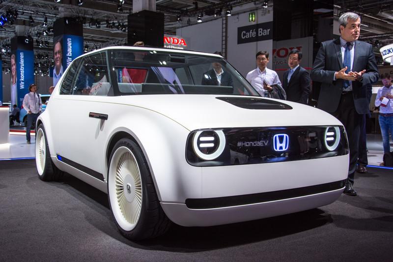 Elektrische Honda eind 2019 op de markt - Autonieuws ...