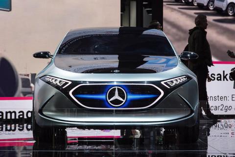 Mercedes-Benz Concept EQA: is dit de A-Klasse van de toekomst?