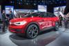 Realistisch idee: Volkswagen I.D. Crozz II