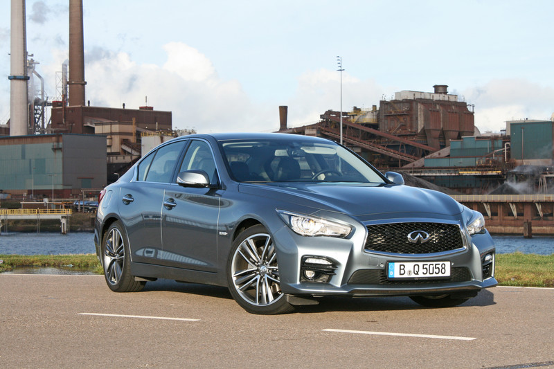 Infiniti Q50: Mission Impossible
