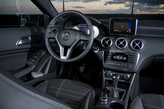 Test Mercedes Benz A Klasse 2012 Autokopen Nl