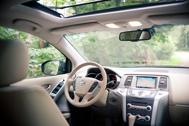 Interieur Nissan Murano 2.5 dCi