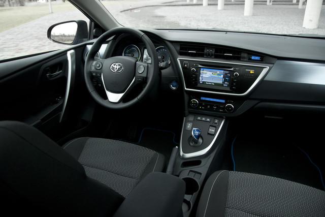 Test Toyota Auris 2013 Autokopen Nl