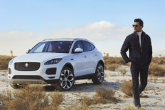 Jaguar E-Pace 2017 - mens