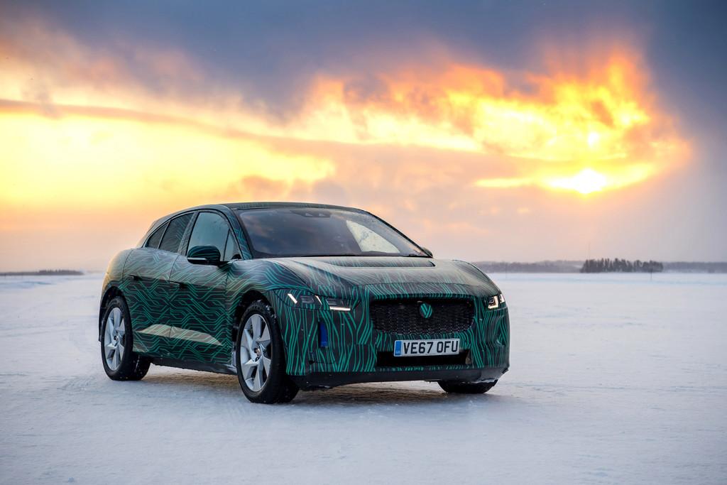 Jaguar I Pace In 45 Minuten Op Te Laden Autonieuws Autokopen Nl