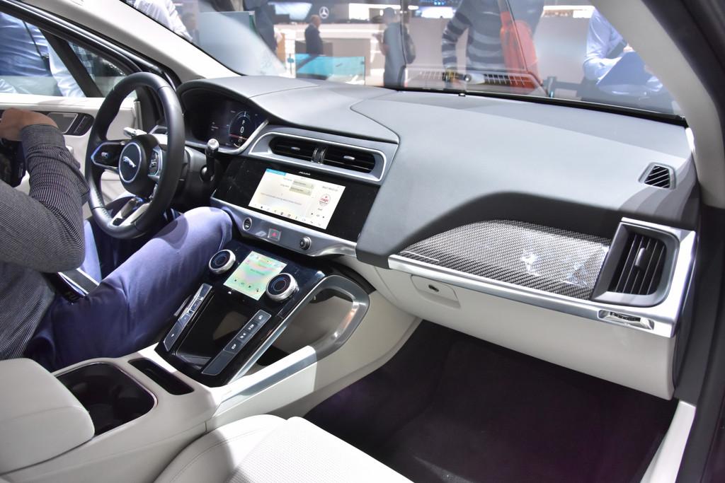 Autosalon van Genève 2018: Jaguar I-Pace is op Tesla-jacht ...