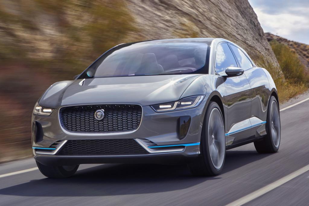 Jaguar Gaat Elektrisch Met I Pace Autonieuws Autokopen Nl
