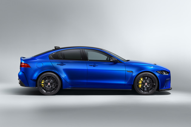 Jaguar XE Project 8 Touring