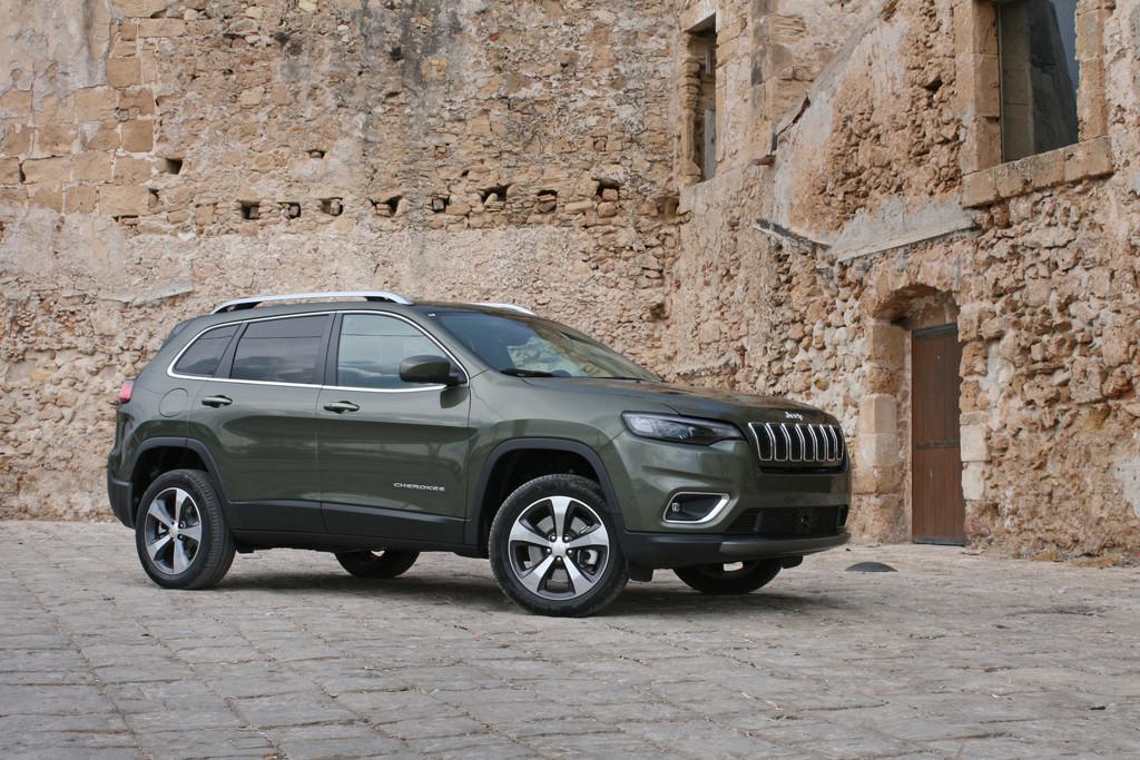 Jeep Cherokee 2019: mooier zonder modder