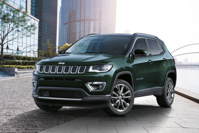 Jeep Compass Gets A New Engine Techzle