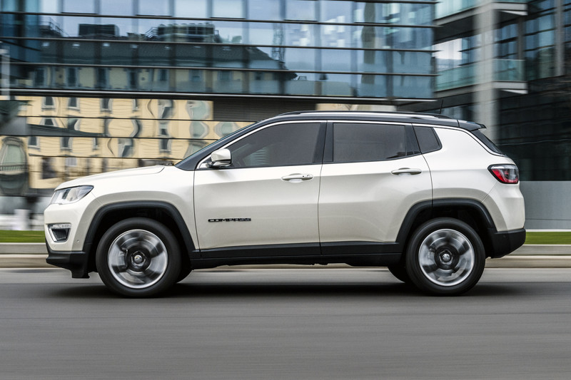 Jeep Compass private lease