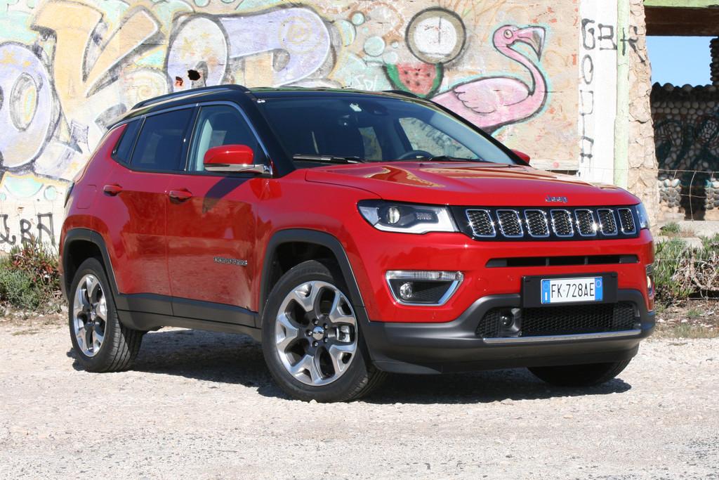 Nieuws Jeep Compass Eerste Test Autokopen Nl