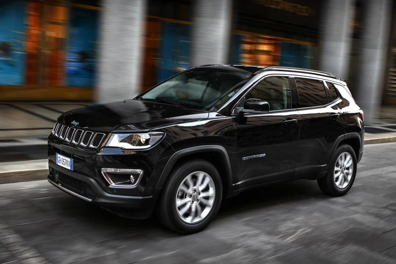 Jeep Compass met gratis 4xe Plug-In Hybrid upgrade