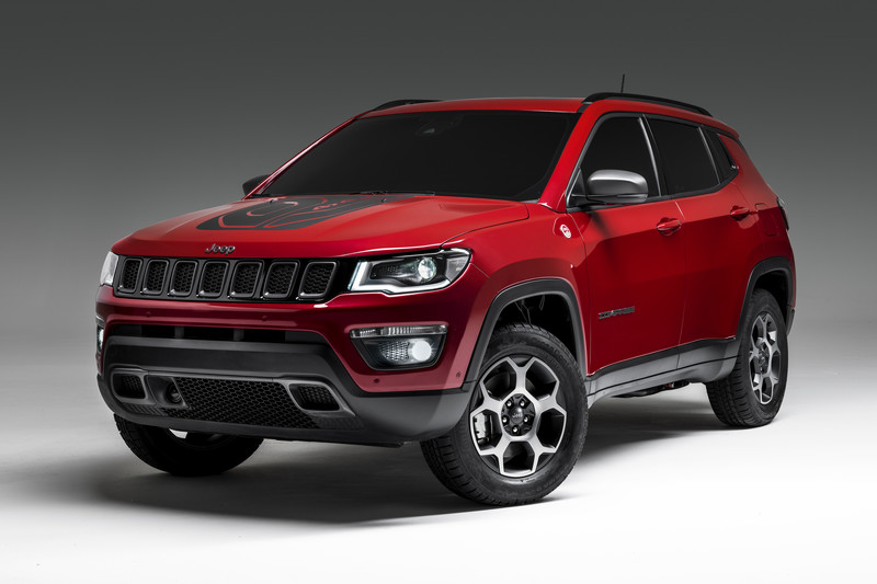 Jeep wordt hybride: Compass en Renegade PHEV