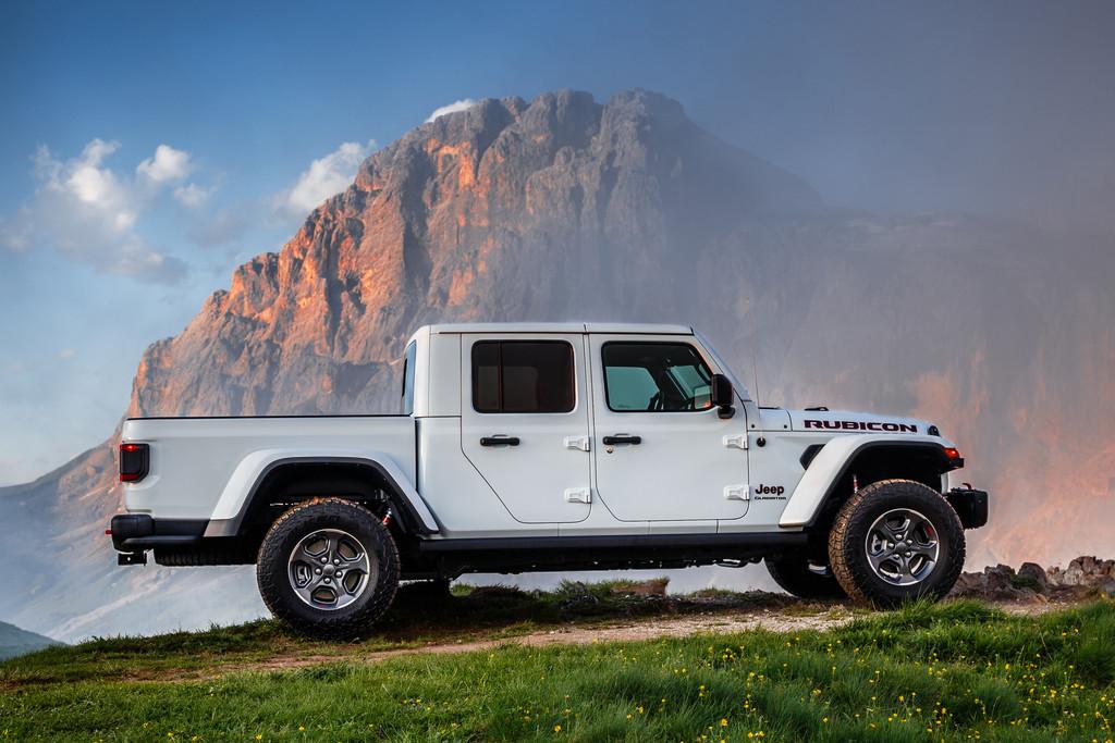 Jeep Gladiator komt eind 2020 naar Europa