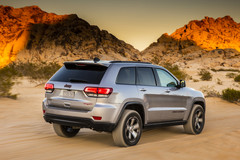 Jeep Grand Cherokee 2017 - Trailhawk