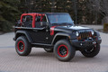 Zes Jeep concept cars Moab Easter Jeep Safari