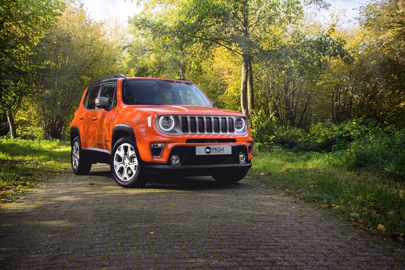 Jeep Renegade Private Lease Deal