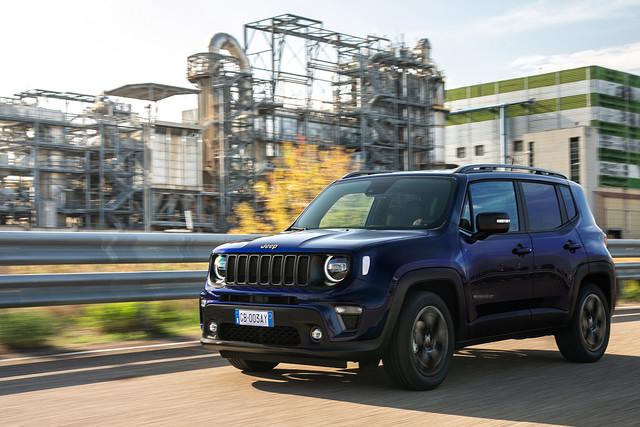 Jeep Renegade 80th Anniversary