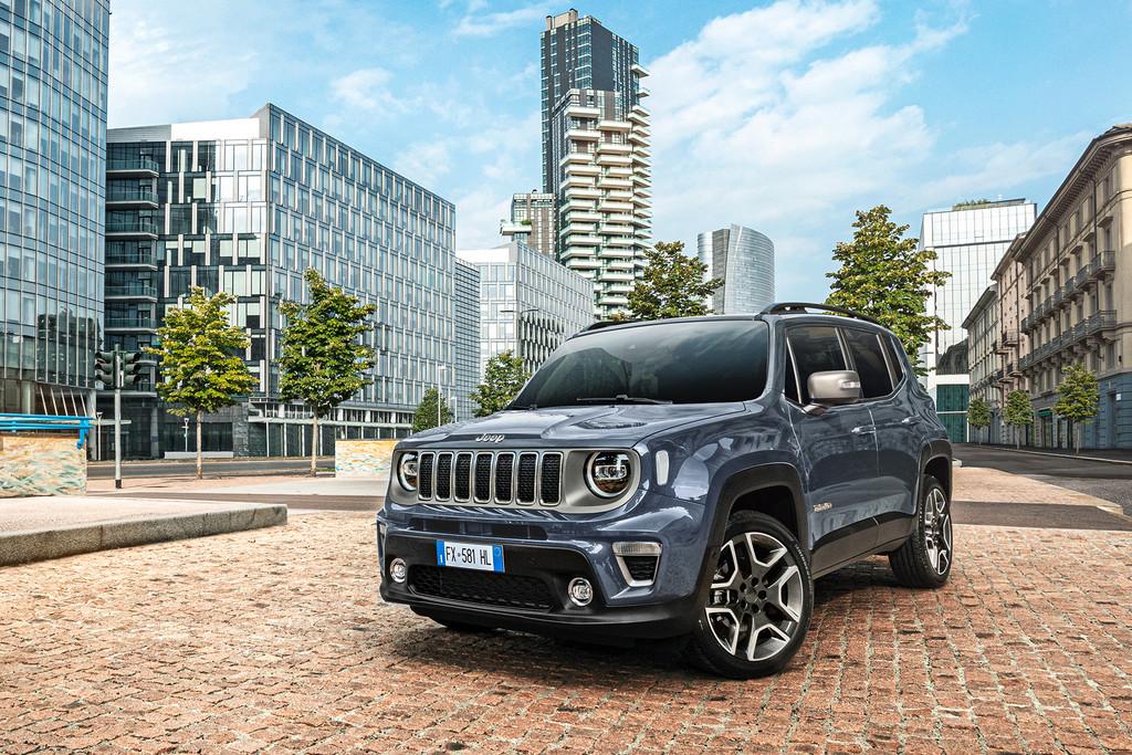 Jeep Renegade voor werk, gezin en al je avonturen