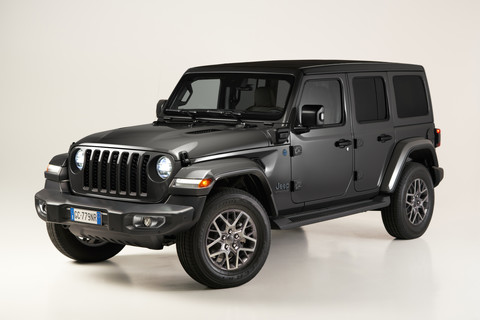 Jeep Wrangler 4xe 2022 - First Edition