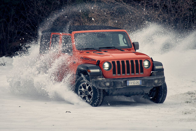Jeep Wrangler Unlimited 2020 - Rubicon