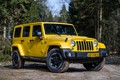 Jeep Wrangler Unlimited X Edition