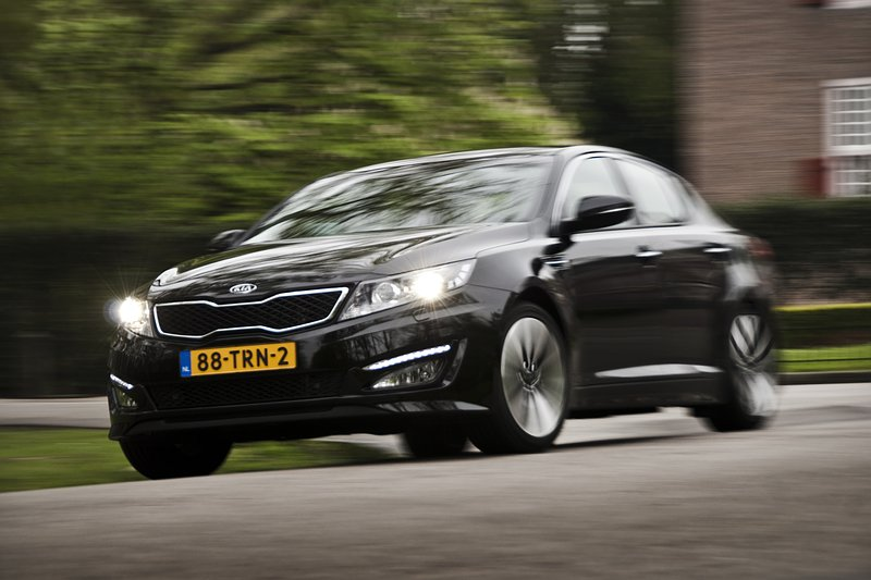 Kia Optima 1.7 CRDi Automaat Super Pack