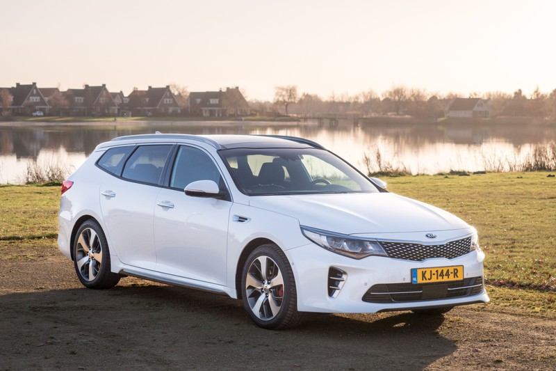 Kia Optima Sportswagon: lang verwacht, direct goed