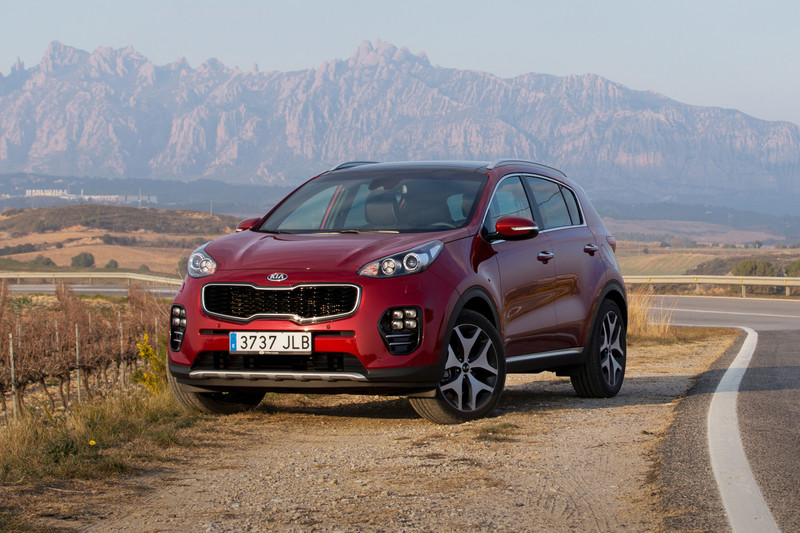 Kia Financial Lease: 0 procent rente