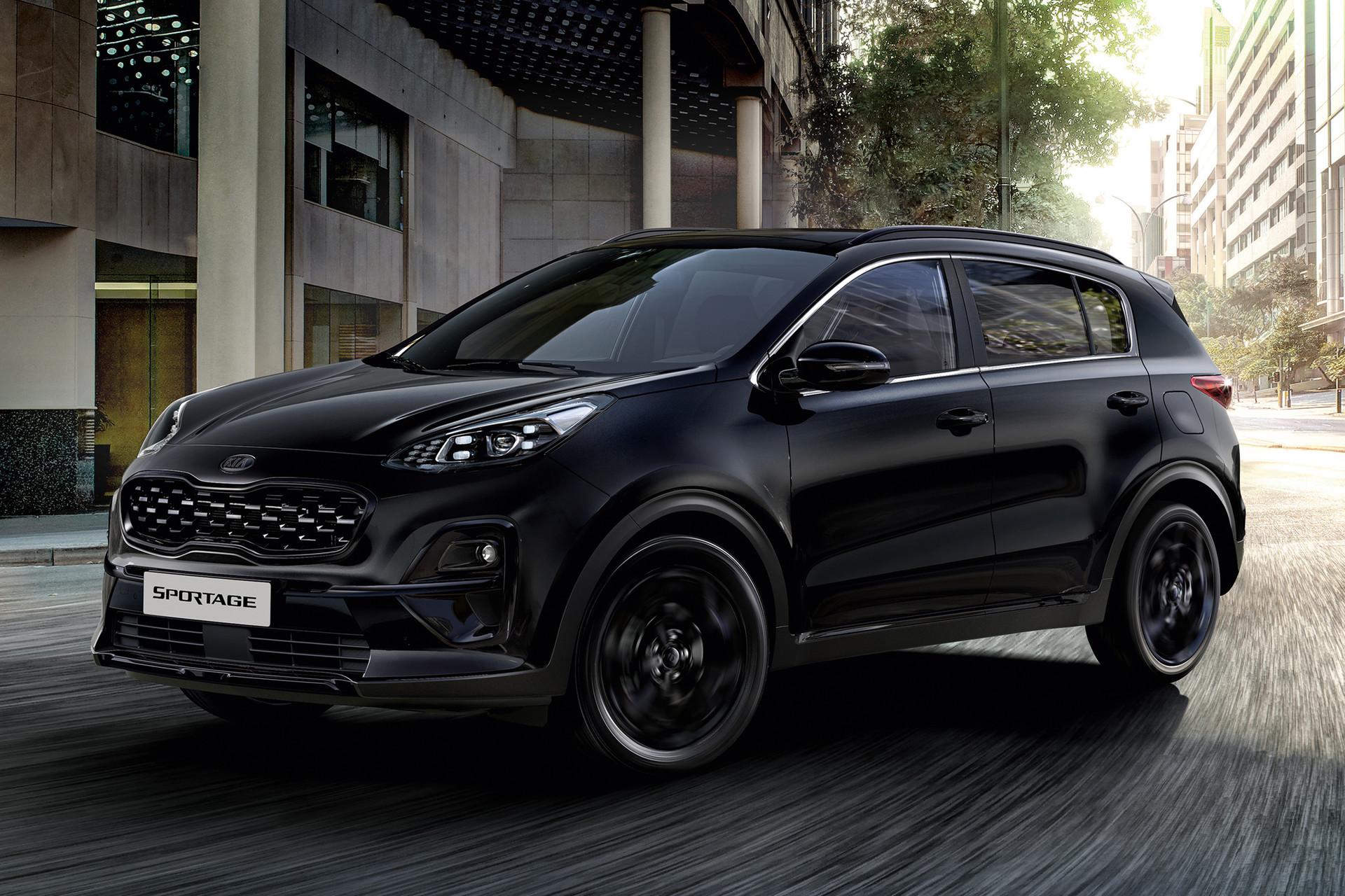Nieuws Kia Sportage Black Edition Vanaf 41 895 Euro Autokopen Nl