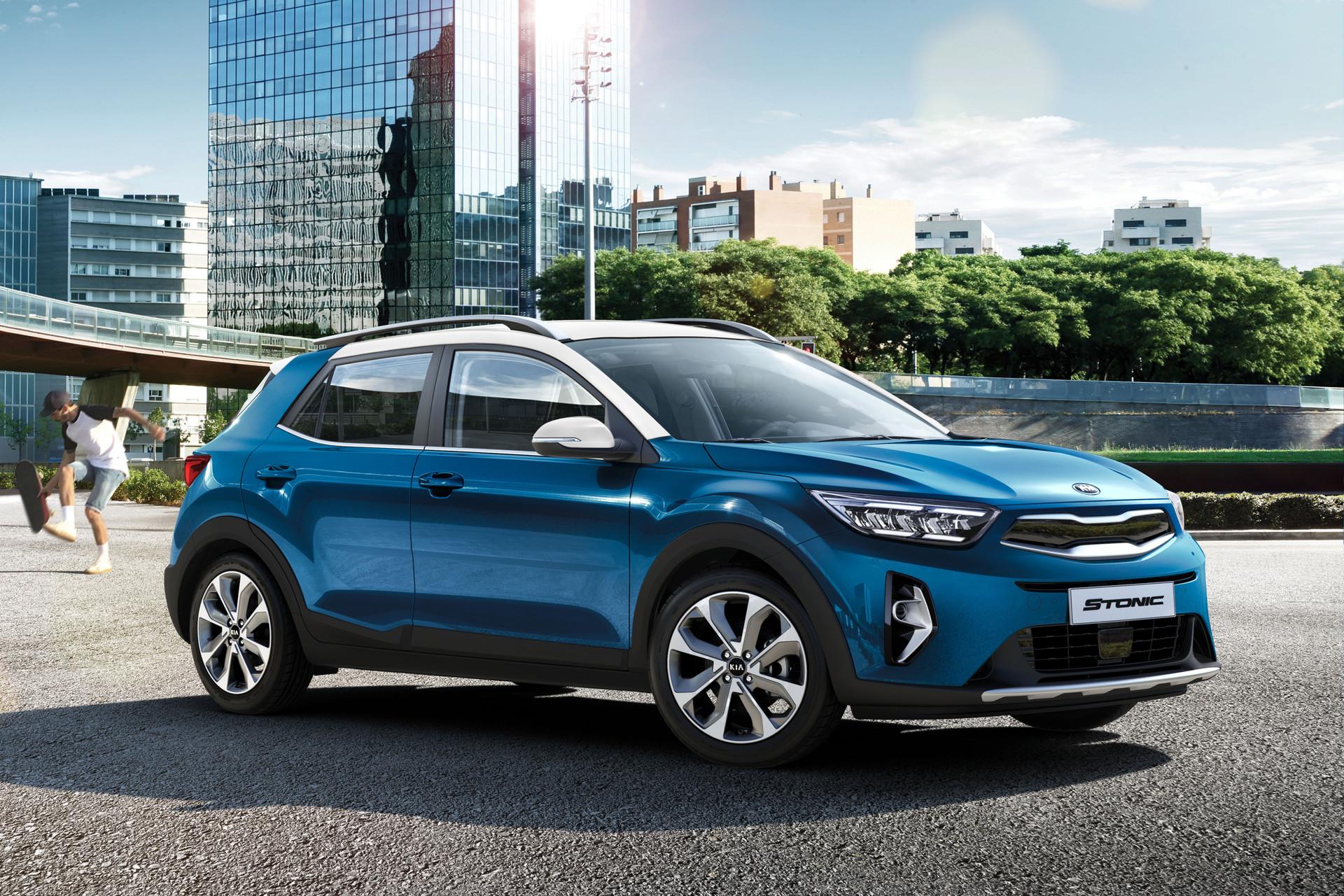 Nieuws Vernieuwde Kia Stonic Nu Ook Als Milde Hybride Autokopen Nl