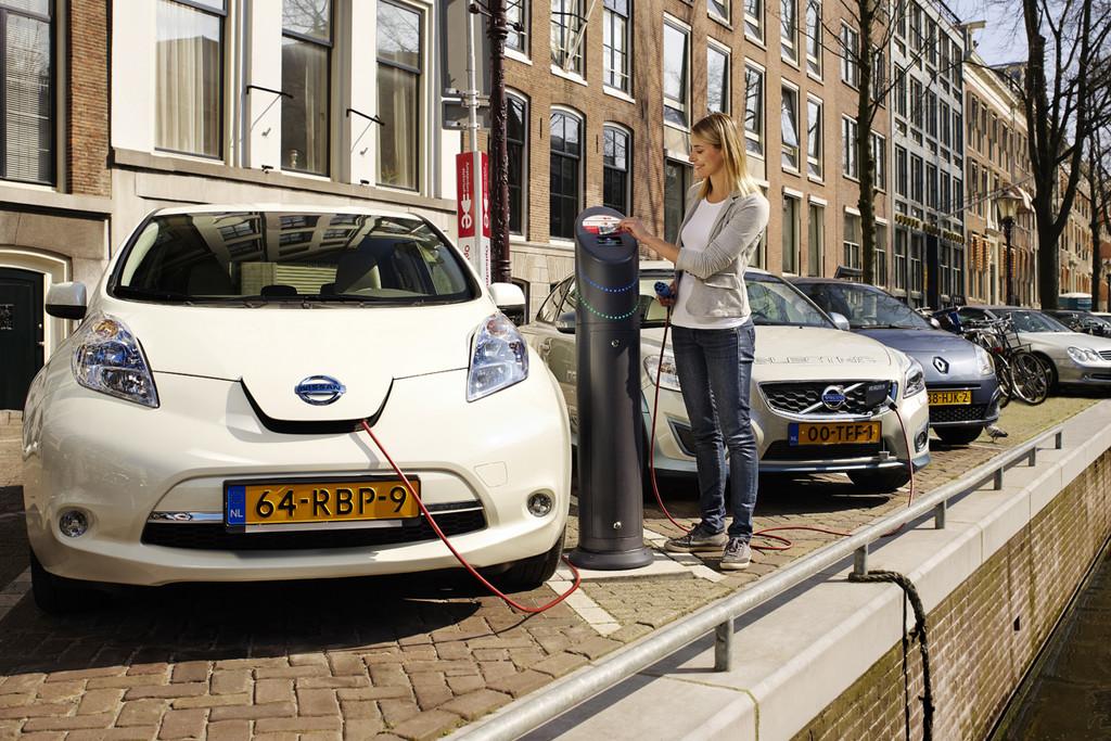 Achtergrond Elektrische Auto S In Nederland Autonieuws Autokopen Nl