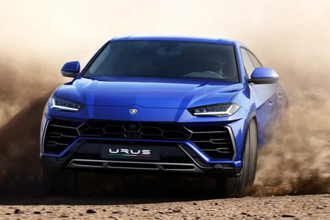 Urus: SUV volgens Lamborghini