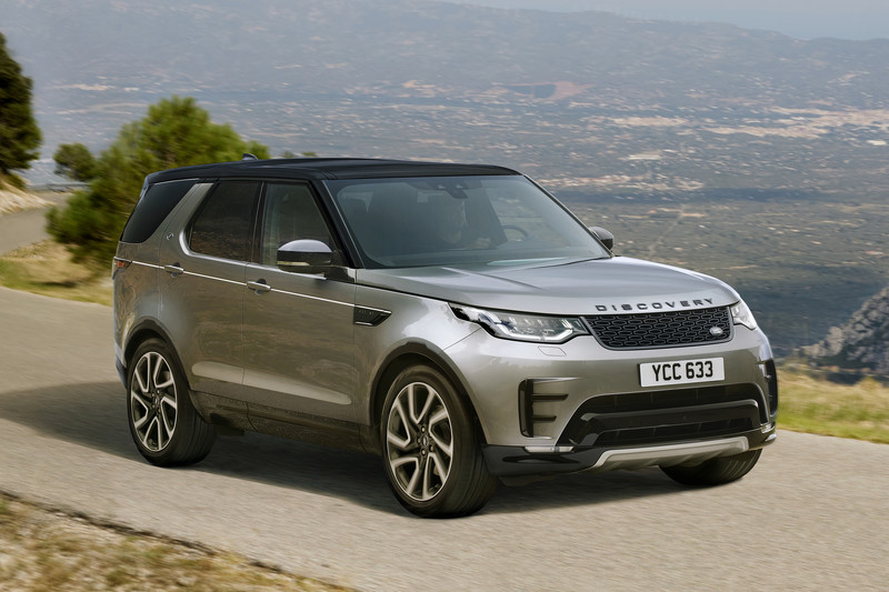 Land Rover Discovery Landmark Edition ter ere van dertigste verjaardag