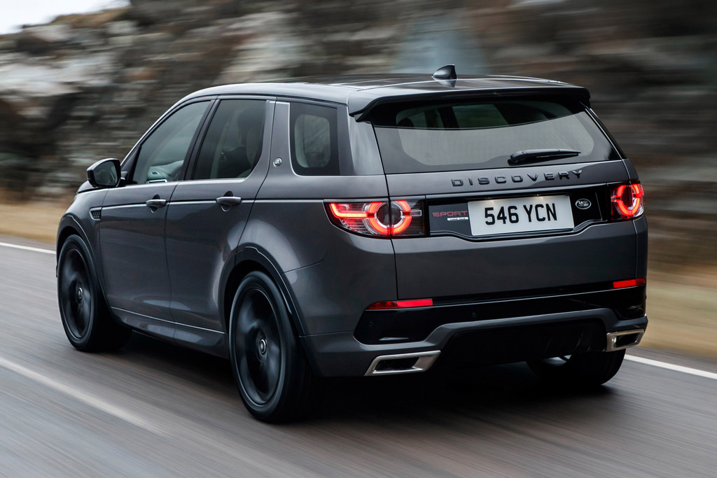 Land Rover Discovery Sport on Land Rover Discovery Sport